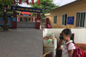 Chấm dứt hợp đồng lao động cô giáo phạt học sinh 'súc miệng' nước giặt giẻ lau bảng