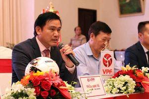 VPF bắt tay Next Media để giúp V.League 'đẻ' ra tiền
