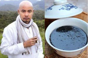 Nước mè đen - 'món' duy nhất ông Đặng Lê Nguyên Vũ dùng trong 49 ngày thiền định có công dụng gì?