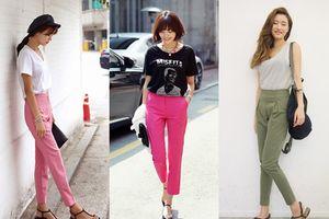 6 cách đơn giản để mặc đẹp 'chói chang' ngày hè
