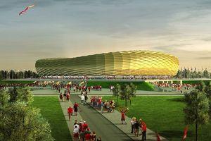 Du lịch qua 12 sân vận động World Cup của Nga