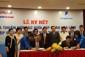 Thêm một đối tác lớn ký thỏa thuận hợp tác về VT-CNTT với VNPT
