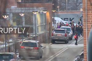 Các nhà ngoại giao Mỹ bắt đầu rời Moscow đúng hạn trục xuất 5/4