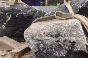 Huyện 'tố' Sở VHTTDL cho khai thác đá tại thắng cảnh