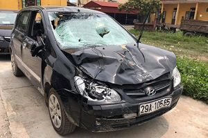 Khởi tố chủ tịch xã gây tai nạn, tìm người chịu tội thay