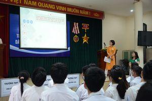Học sinh Hà Nội hào hứng tham gia cuộc thi tìm hiểu kiến thức pháp luật