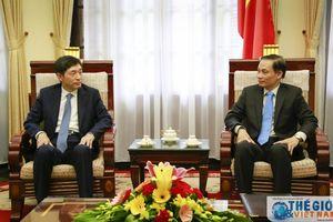 Đại sứ Lee Hyuk khẳng định tiếp tục đóng góp vào quan hệ Việt Nam - Hàn Quốc