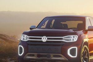Volkswagen Atlas Tanoak - Mẫu bán tải đầy phá cách của người Đức