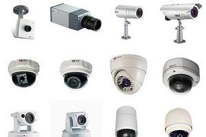 Camera giám sát có thể là lỗ hổng thu hút kẻ tấn công mạng
