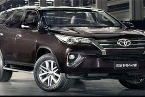 Toyota Fortuner Diamond Edition tại Argentina có gì khác biệt so với Việt Nam?
