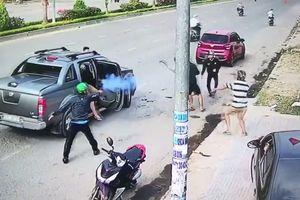 Khởi tố vụ hỗn chiến bằng súng, dao rựa ở Nhơn Trạch