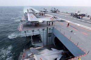 Tàu Liêu Ninh tập trận trên Biển Đông, Mỹ cũng điều chiến hạm đến