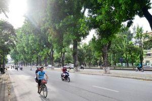 Cấm nhiều phương tiện lưu thông trên đường Kim Mã để thi công nhà ga S9, S10