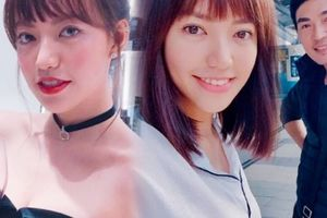 Con gái 'Tiểu lý phi đao' Tiêu Ân Tuấn càng lớn càng xinh nhờ boxing