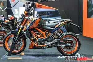 KTM 250 Duke Special Edition ra mắt, giá khoảng 131 triệu đồng