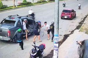 Công an khám xét nhà và tạm giữ nhóm người nổ súng ở Đồng Nai