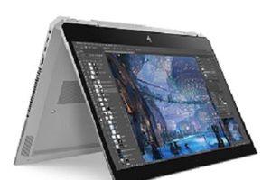 ZBook Studio x360 - Chiếc 'máy tính lai' của HP