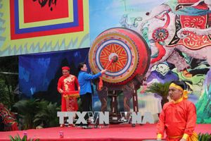 Kỷ niệm 1770 năm ngày mất Anh hùng dân tộc Triệu Thị Trinh và khai hội Lễ hội Bà Triệu