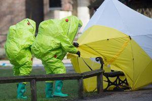 Hai quốc gia sở hữu chất độc Novichok trong vụ điệp viên Skripal