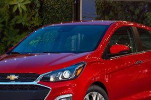 Chevrolet Spark 2019 'lột xác' cạnh tranh sòng phẳng Kia Morning