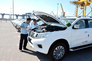 Quý I/2018, Việt Nam nhập khẩu 4.217 chiếc ô tô các loại, giảm mạnh so với cùng kỳ năm trước
