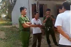Thiếu tá công an bị kỷ luật sau khi bị tố liên quan vụ côn đồ đánh dân