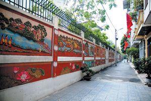 Trang trí đường phố bằng hội họa: Trào lưu hay nhưng cần kiểm soát