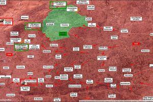 Nga, Syria ồ ạt dội lửa, giáng đòn kết liễu nhóm thánh chiến tử thủ Đông Ghouta