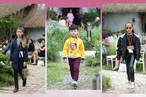 Gia đình Xuân Bắc lần đầu diễn thời trang, 500 mẫu nhí sẵn sàng gia nhập sàn diễn Vietnam Junior FW