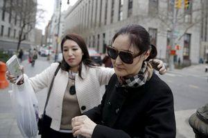 Mỹ xử vụ mua chức cho chồng