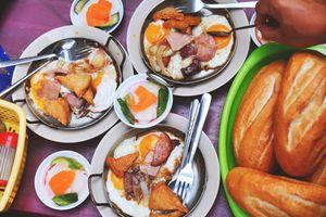 Bánh mì chảo Hòa Mã xưa hơn nửa thế kỉ mê hoặc người Sài Gòn, Việt kiều