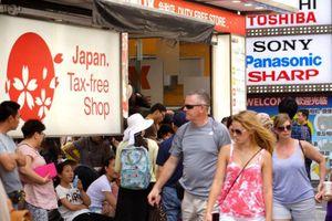 Du lịch Nhật Bản trên đà khởi sắc
