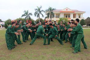 Chiến sĩ mới và cuộc sống ở đơn vị