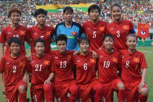 Kết quả trận Việt Nam vs Nhật Bản, Asian Cup nữ 2018