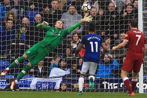 Liverpool - không Salah chia điểm với Everton ở trận derby Merseyside