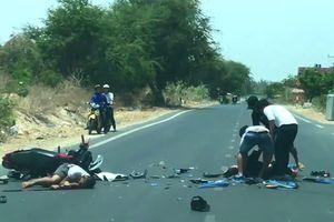 Sự thật sốc chơi trò đấu đầu xe máy, 2 người chết