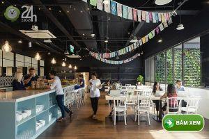 Sướng như nhân viên Airbnb: Đồ ăn miễn phí, văn phòng vừa lớn vừa đẹp như resort