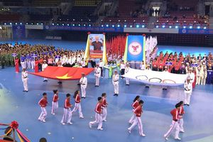 Quảng Ninh tưng bừng Đại hội Thể dục thể thao lần thứ VIII- 2018