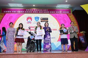 Chung kết và trao giải cuộc thi Chắp cánh ước mơ năm học 2017-2018
