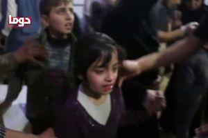 Syria: Ít nhất 70 người chết vì bị tấn công hóa học?