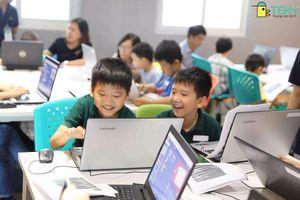 Tăng khả năng tư duy cho trẻ thông qua việc lập trình