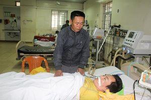 Hà Tĩnh: Một học viên 'nguy kịch' tại trung tâm cai nghiện