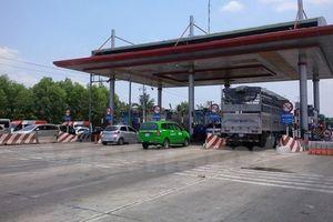 Quốc lộ 38 đoạn qua Bắc Ninh chính thức thu phí từ 10/4