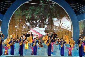 Ngày hội sắc màu các dân tộc Việt Nam