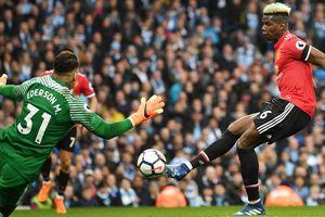 Video bàn thắng Man City 2-3 MU