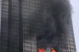 Cháy tháp Trump, 7 người thương vong
