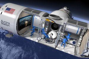 10 triệu USD cho phòng nghỉ tại khách sạn vũ trụ