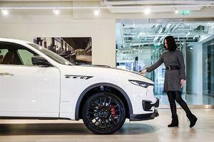 Maserati Levante ấn tượng hơn với bộ kit Shtorm từ sợi carbon