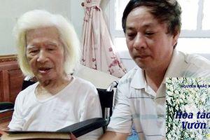 Nguyễn Khắc Xương: Thơ tình xanh tóc trắng