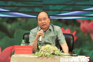 Thủ tướng lần đầu tiên đối thoại với nông dân Việt Nam